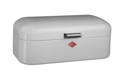 Wesco 235 201-01 Brotkasten Grandy, 42 x 23 x 17 cm, weiss Wesco http://www.amazon.de/dp/B00083HPIE/ref=cm_sw_r_pi_dp_vBRUub1YJ7MFF