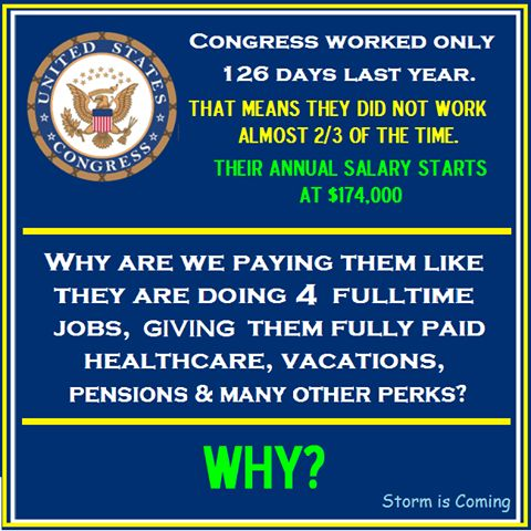 Truth be told...    WHY?  Public Servants???   Not likely...  Corporate Servants - YES....
