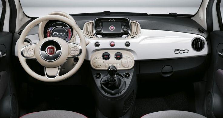 2016 #Fiat 500 | New #Fiat500 September Launch
