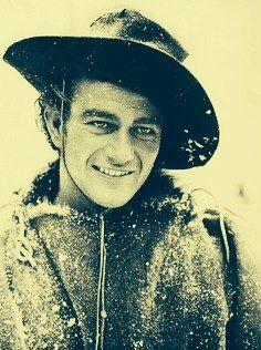 John Wayne in 'The Big Trail' (1930) ...