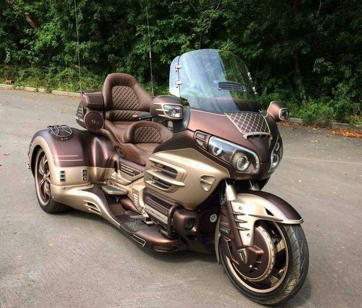 41 Best Honda Goldwing Trike Images On Pinterest