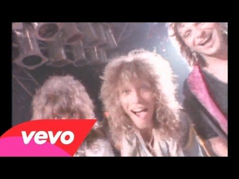 Music video by Bon Jovi performing You Give Love A Bad Name. (C) 1986 The Island Def Jam Music Group