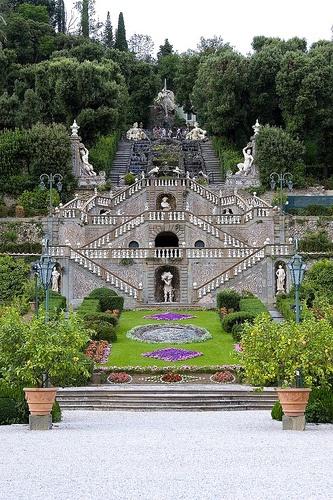 Pescia - Giardino di Villa Garzoni #TuscanyAgriturismoGiratola