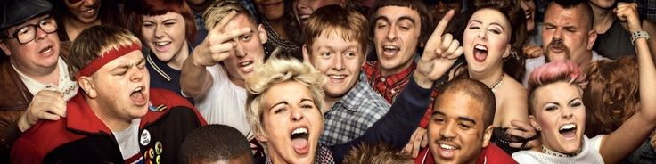 """""""This is England '86"""". One of my favourite shows on the box at the moment."""