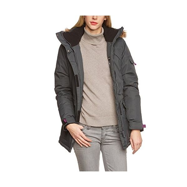 Parka damen winter 46
