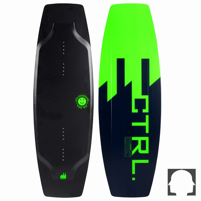CTRL  RM Fin Tec 2013 wakeboard@ Pulse-Store.com