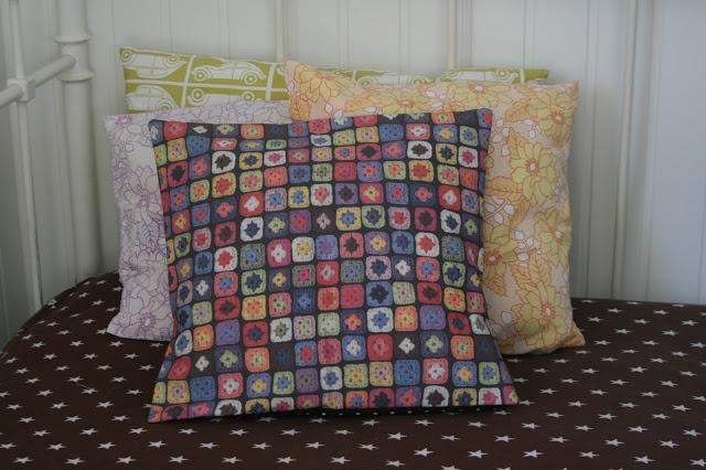 Sew Grandmasquares - make your own fabric - Spoonflower.com