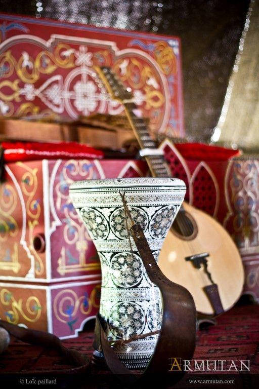 ©#armutan ©#loicpaillard #alandalus #berbères #dayazell #darbouka #musiquemedievale