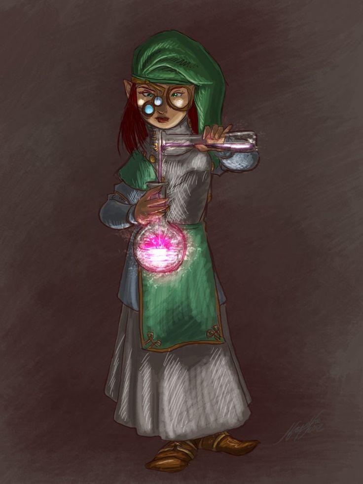 Female Gnome: Aesthetics For Champion Design