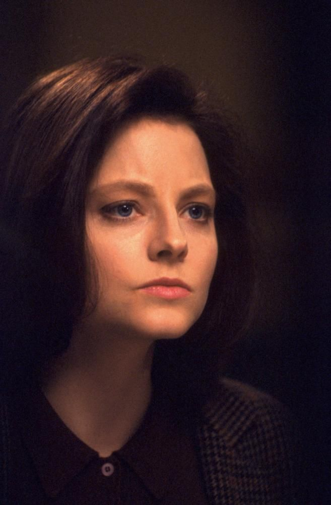 THE SILENCE OF THE LAMBS, Jodie Foster, 1991. ©Orion Pictures Corp