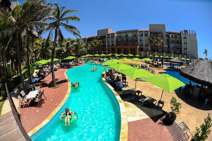 Quadra poliesportiva, academia, Kid's Club, Acqualink e muito mais. O Acqua Beach Park Resort vai deixar você babando. https://www.beachpark.com.br/resort/acqua-resort