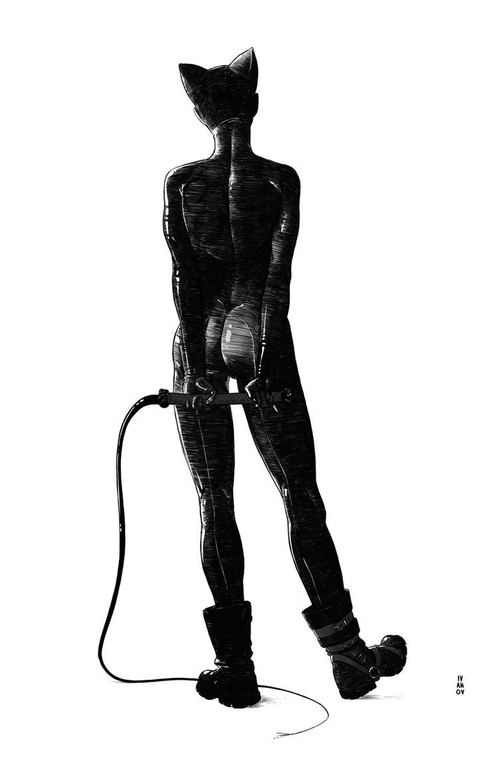 Lauxanh.LS quanbhvn 20 Catwoman by Dima Ivanov *