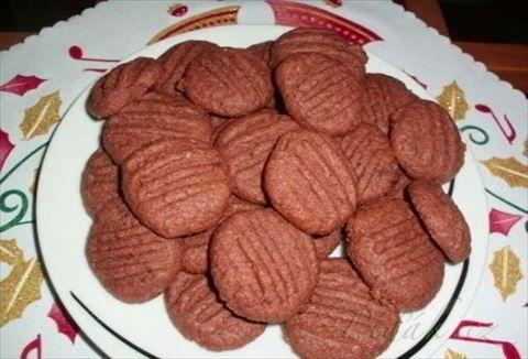 Obrázek z Recept - Koka sušenky podle Ládi Hrušky