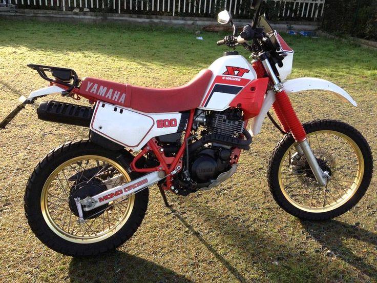 Yamaha Xt600 In Vendita Wmv