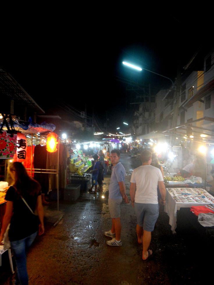 Koh Samui, Bo Phut Night market