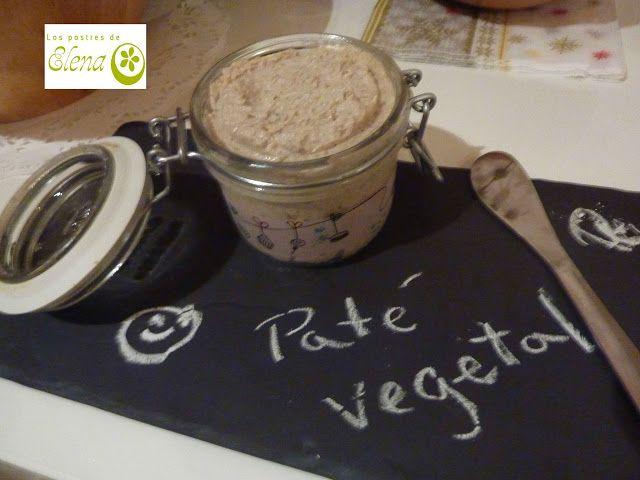 Los Postres de Elena: Falso foie gras vegetariano al aporto con setas, estragón y castañas. http://www.lospostresdeelena.com/2017/02/falso-foie-gras-vegetariano-al-aporto.html #Cocina #Tenerife #Canarias #España