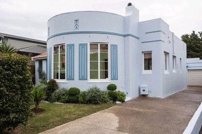 75 Harbour View Road, Pt Chevalier Art Deco