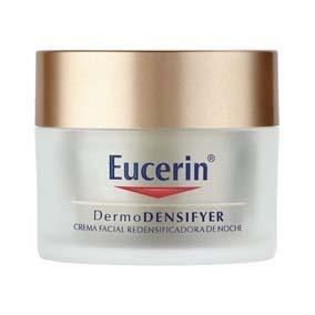 Eucerin Euc Dermo Densifyer Noche 50Ml Acelera el proceso de renovación y re-densificación de la piel a las mujeres a partir de 50 años.