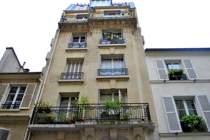 Paris - windows