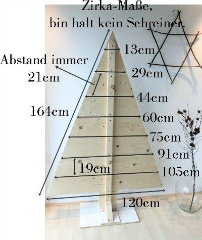 Tutorial árbol navideño de madera