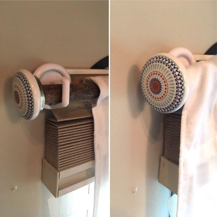 RV Window Makeover Ideas | DIY faves | Camper curtains, Rv