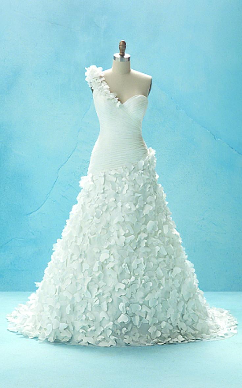Disney Inspired Wedding Dresses 50
