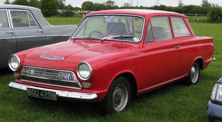 1964 Ford Cortina Mark I prefacelift