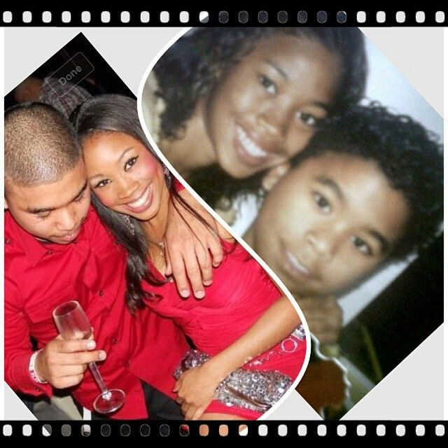 Ariane Andrew & Her Brother: