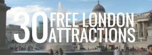 30 Free London Attractions