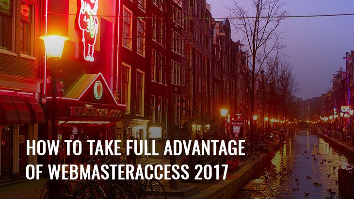 Find out what you can do while you're in Amsterdam for WebMasterAccess! Click on the picture!
