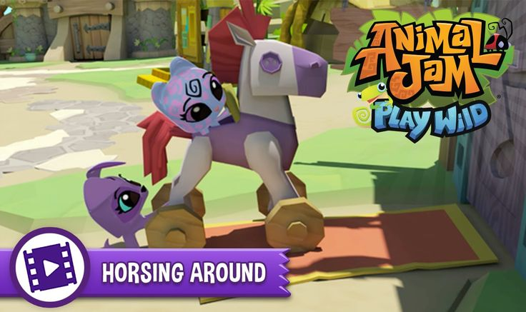 Play Wild with Animal Jam! Check out this awesome video from Play Wild!