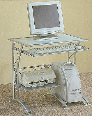 Compact Computer Desk   Coaster 7176 By Coaster Home Furnishings. $136.40.  Roll Out Keyboard