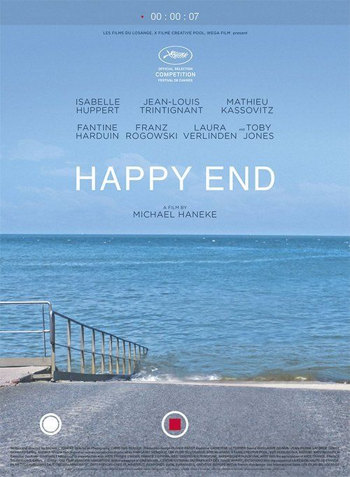 Watch Happy End (2017) Full Movie Online Free
