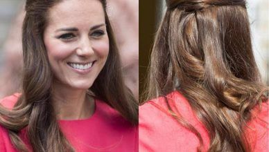 Kate Middleton Hairstyles