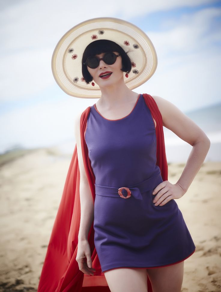 Miss Phryne Fisher (Essie Davis) in 'Dead Man's Chest' (Series 2, Episode 3) #1920