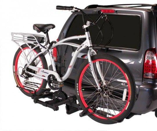 Sport Rider For Electric Bikes , Hitch Racks, Sport Rider Bike Racks,  Bicycle Carriers   Hollywood Racks