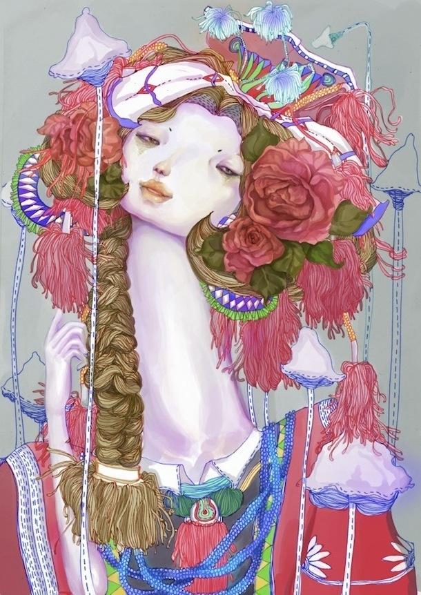 Illustration by Su Yani aka Sisi