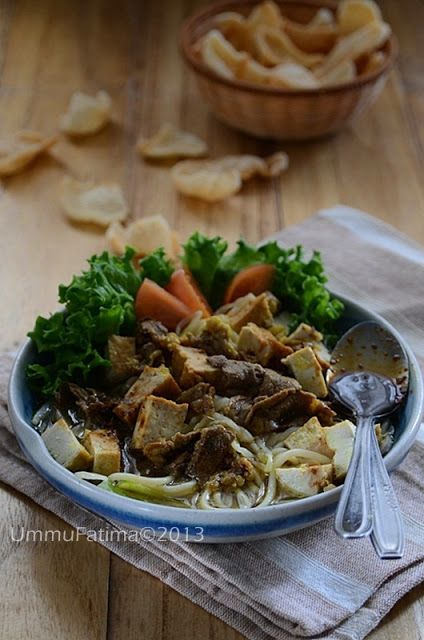 Tahu Campur Lamongan   Simply Cooking and Baking