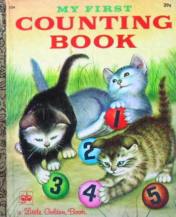 MY FIRST COUNTING BOOK :ガース・ウィリアムズ http://twin-rabbit.shop-pro.jp/?pid=87757279