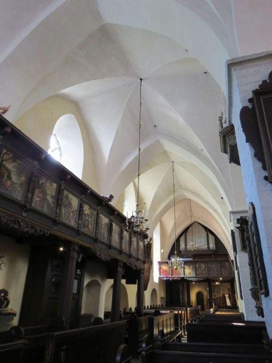 Szentlélek -templom (Püha Vaimu kirik). Tallin