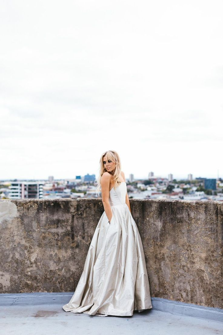 EDITORIAL | ONE DAY BRIDAL  Photography Erin & Tara Photography | Gowns by Kyha & One Day Bridal | Make Up & Hair Monica Gingold | Model Sheridan Seekamp |