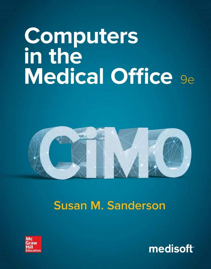Computers in the Medical Office (eBook Rental)