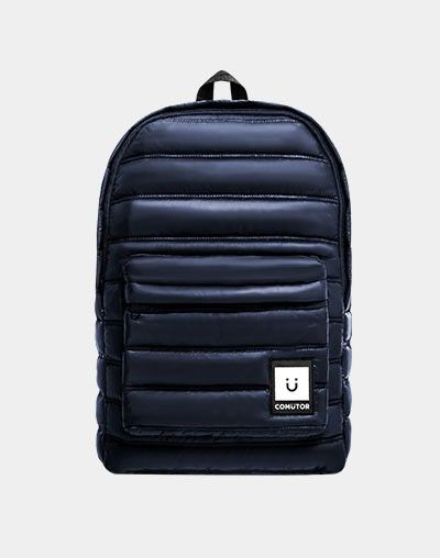 Comutor Classic 12 Hour Quilt Backpack Navy | Shop Men's Clothing at The Idle Man