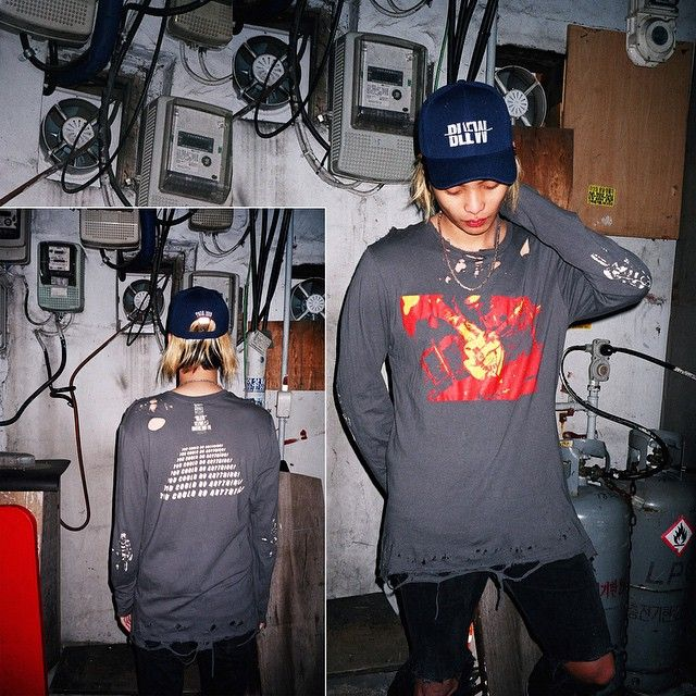 """Keith Ape for BLEW View Full """"Seoul"""" Editorial Online Now"""
