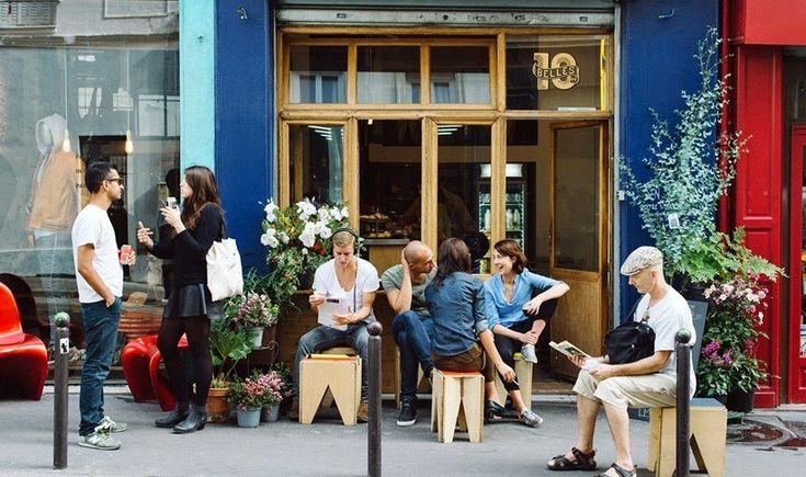Παρίσι: 10 ξεχωριστές διευθύνσεις για καφέ
