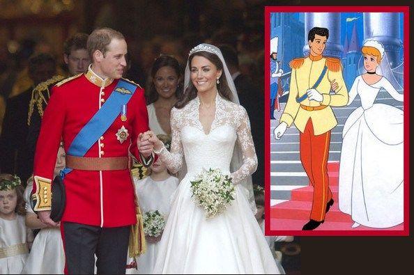 Abiti da sposa principessa kate