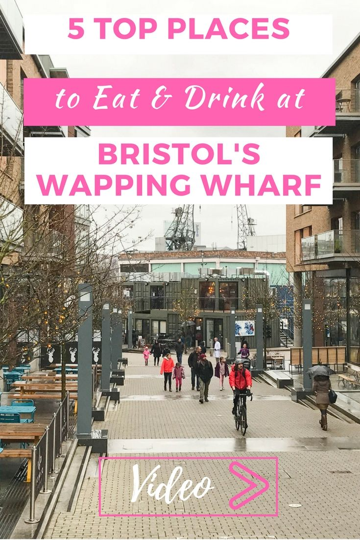 Bristol's Harbourside gets even better. Insider stories on 5 of the hottest new cafes' bars and restaurants on Bristol's trendy new Wapping Wharf harbourside development revealing favourite food and drink they serve and plans for the future.  Venues featured:- - THE WILD BEER CO  - LITTLE VICTORIES - PIGSTY - CHICKEN SHED - BRISTOL CIDER SHOP