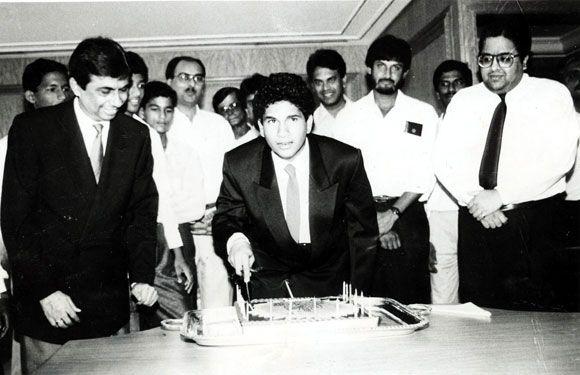 #SachinTendulkar #Turning17 #Birthday