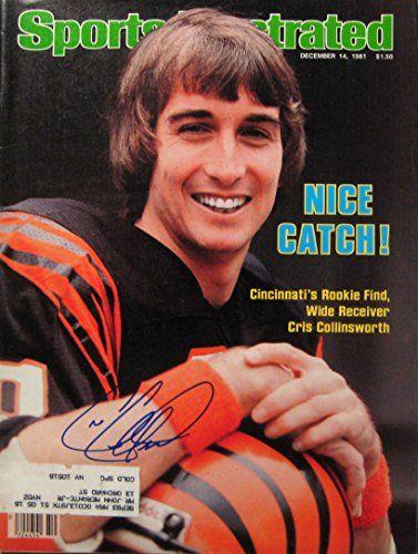 Cris Collinsworth Cincinnati Bengals Publications