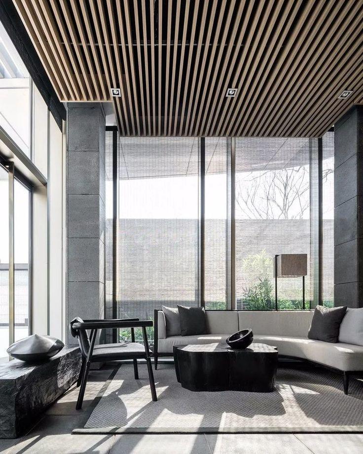 新築住宅の外観アイディア10選 箱型なナウトレンドデザイン: 万科的售楼处做的就是有逼格!_8